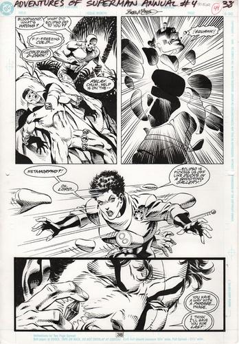 Adventures of Superman - Annual 4 pg38