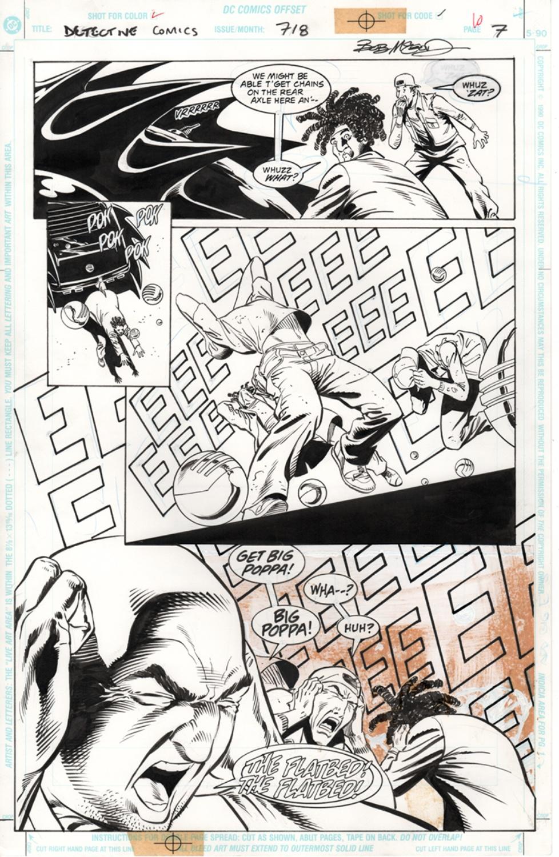 Original Art Page - Detective Comics - 718 pg07