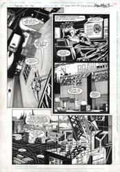 Original Art Page - Psyba Rats - 2 pg08