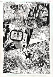 Original Art Page - Psyba Rats - 3 pg21