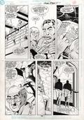 Original Art Page - Action Comics - 668 pg16