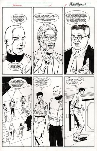 Original Art Page - Freemind - 5 pg05