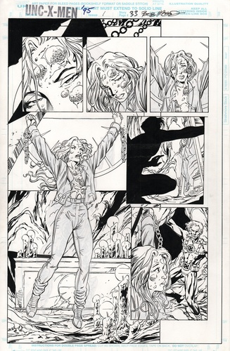 Uncanny X-Men 95 - 1 pg33
