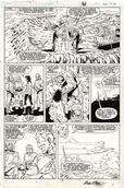 Original Art Page - Solo Avengers - 2 pg11