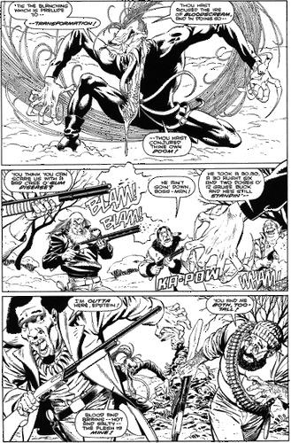 Original Art Page - Wolverine - 83 pg16