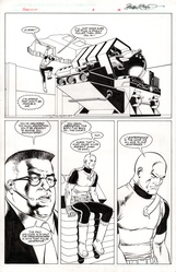 Original Art Page - Freemind - 4 pg26