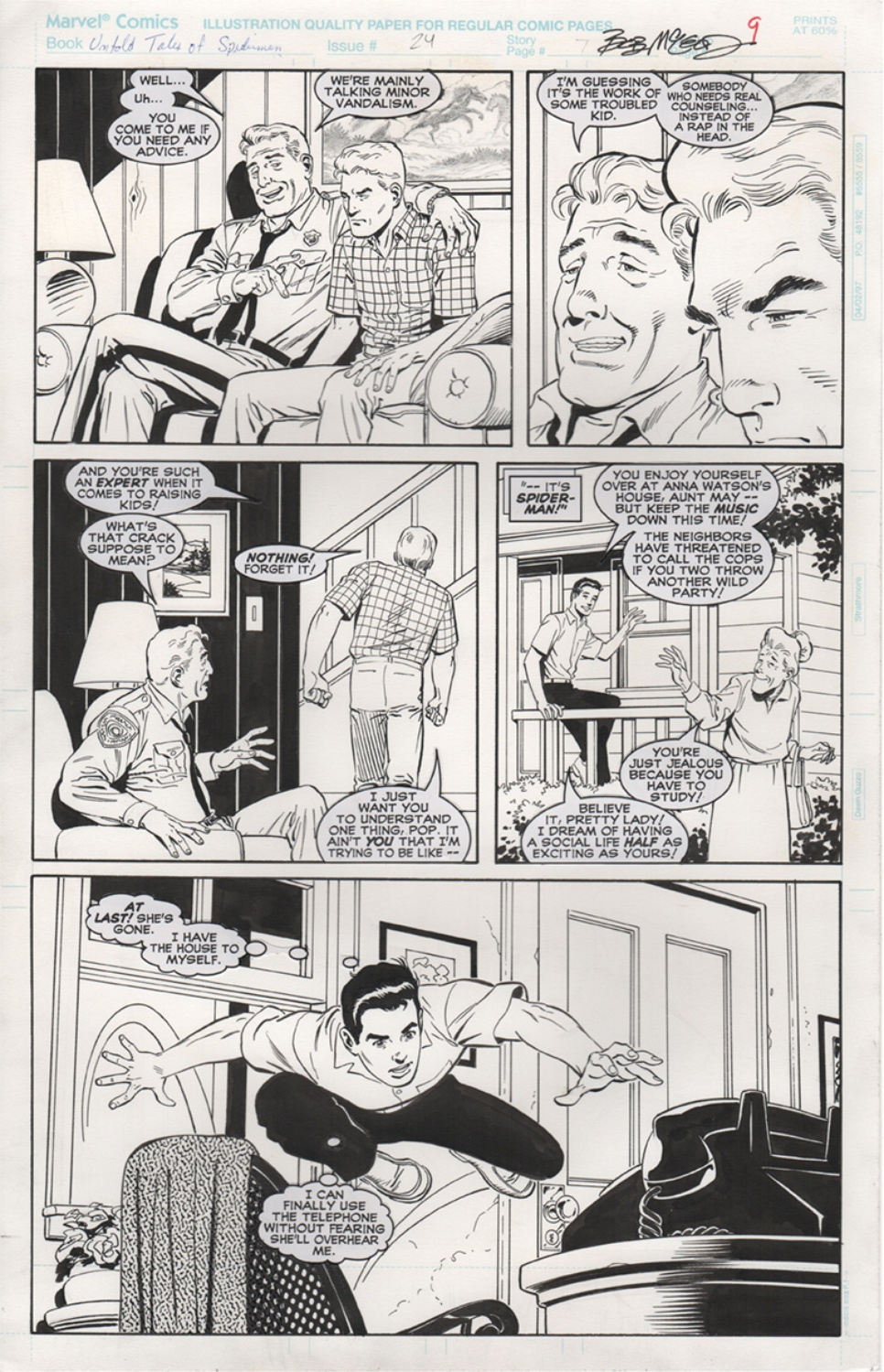 Untold Tales Of Spider-Man - 24 pg09