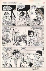 Marvel Super Heroes 14 Iron Man - 10 pg22
