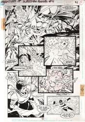 Adventures of Superman - Annual 4 pg21