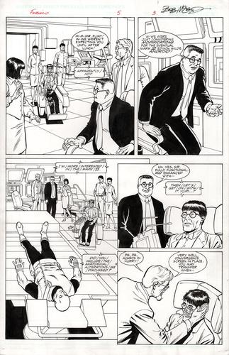 Original Art Page - Freemind - 5 pg03