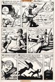Original Art Page - Star Spangled War Stories - 204 pg29