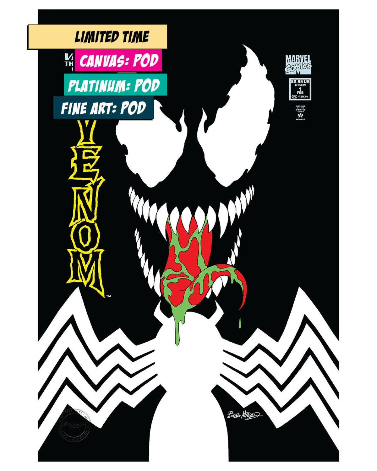 VENOM #1: THE ENEMY WITHIN