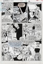 Original Art Page - Hulk - 325 pg12