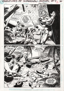 Adventures of Superman - Annual 4 pg30