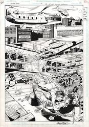 Original Art Page - Psyba Rats - 1 pg26