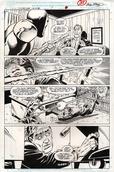 Original Art Page - Spider-Man Unlimited - 7 pg35