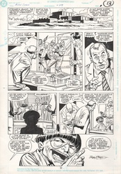 Original Art Page - Action Comics - 659 pg09