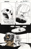 Original Art Page - Freemind - 4 pg22