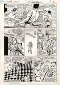 Original Art Page - Action Comics - 656 pg02