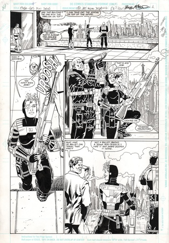 Original Art Page - Psyba Rats - 2 pg04