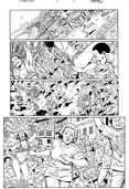 Original Art Page - The New Mutants Forever - 2 pg01