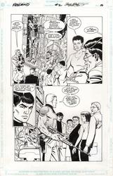 Original Art Page - Freemind - 2 pg10