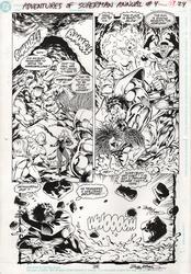Adventures of Superman - Annual 4 pg24