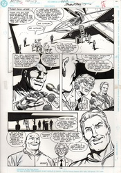 Original Art Page - Action Comics - 660 pg14