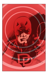 Daredevil - Color Print