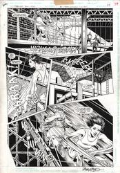 Original Art Page - Psyba Rats - 1 pg33