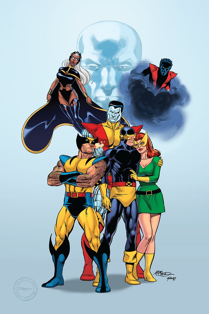 THE UNCANNY X-MEN: MUTANT FAMILY