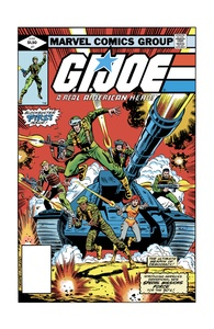 G.I. Joe 1 - Color Print