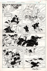 Original Art Page - Alpha Flight - Annual 2 pg05