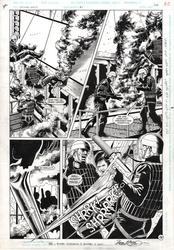 Original Art Page - Psyba Rats - 1 pg28