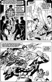 Original Art Page - Team Superman Secret Files - 1 pg07