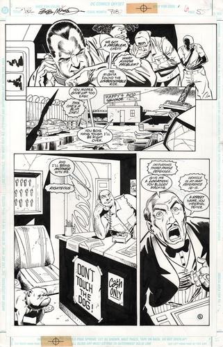 Original Art Page - Detective Comics - 718 pg05
