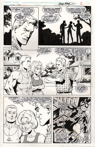 Untold Tales Of Spider-Man - 24 pg02
