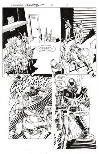 Original Art Page - Freemind - 3 pg16