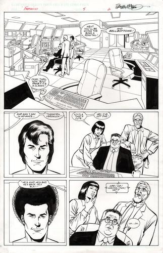 Original Art Page - Freemind - 5 pg02