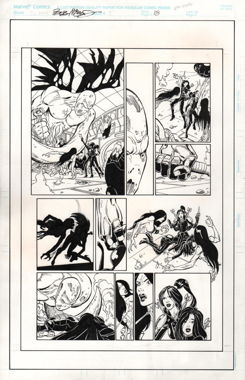 Blade Vampire Hunter 5 - pg18