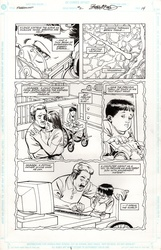 Original Art Page - Freemind - 2 pg14