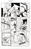 Original Art Page - Fantomen - 21 pg10