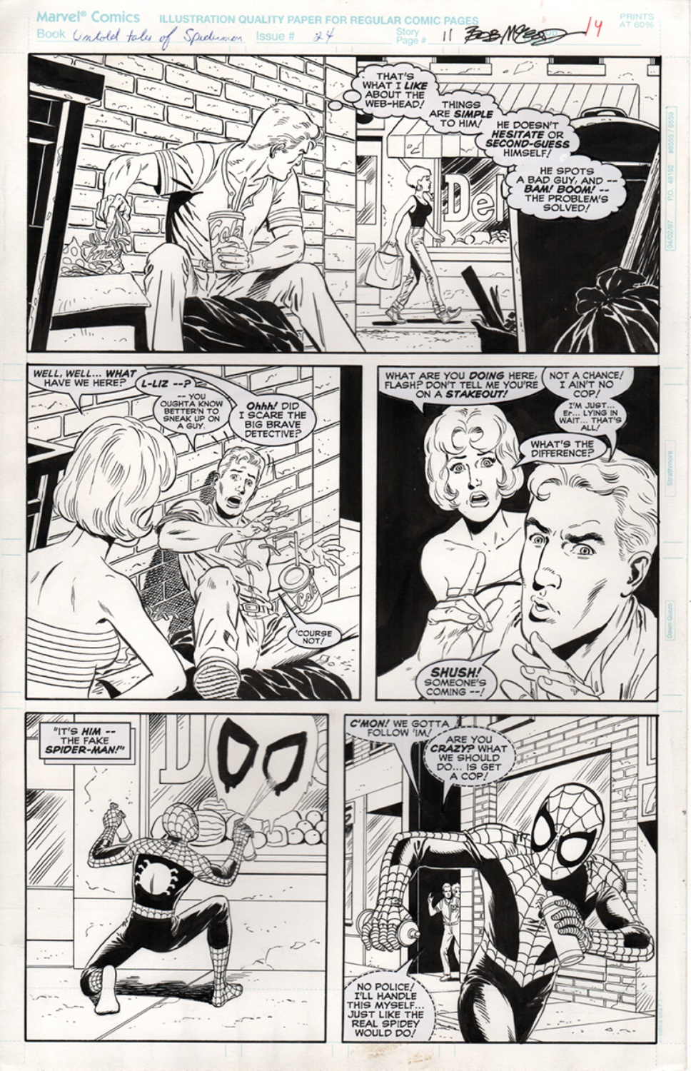 Untold Tales Of Spider-Man - 24 pg14