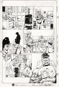 Original Art Page - Mr Hero - 2 pg14