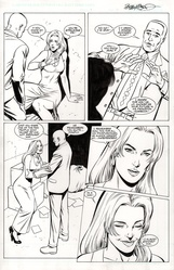 Original Art Page - Freemind - 5 pg13