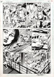 Original Art Page - Psyba Rats - 1 pg32