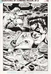 Adventures of Superman - Annual 4 pg33