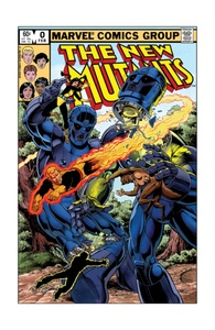 The New Mutants 0 - Color Print