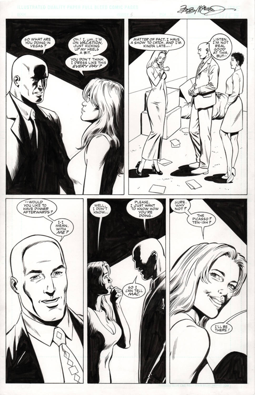Original Art Page - Freemind - 5 pg14