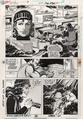 Original Art Page - Action Comics - 655 pg01